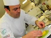 L'attore gian marco tognazzi chef fabio campoli alla biennale gusto (venezia)