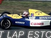 2013, Mansell corre all'Estoril, Shumacher Imola