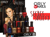 Orly, Secret Society Collection Natale 2013 Preview