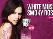 Review Toilette White Musk Smoky Rose Body Shop prova osare!