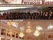 """L`Orchestra """"Ferruccio Busoni"""" Trieste concerto Pietroburgo, mercoledì ottobre 2013."""