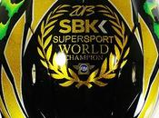 Shark Race-R S.Lowes World Supersport Champion 2013