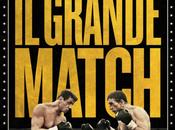 Poster, titolo sinossi italiana Grudge Match Robert Niro Sylvester Stallone