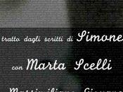 """nessun partito"""", scena Teatro Stanze segrete Roma omaggio alla scrittrice Simone Weil"""