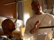 Diesel Dwayne Johnson ospedale nella foto Fast Furious