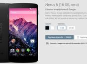 Nexus arriva Italia! Disponibile Play Store