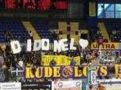 Basket Halloween gialloblù. Torino batte Forlì fronte alla Curva Guerrieri