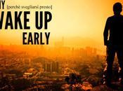Benefici svegliarsi presto mattino