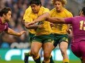 Rugby, grande giornata canali Sport test match Inghilterra Australia