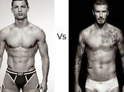 NDM: Cristiano Ronaldo David Beckham. Battaglia Suon Underwear!