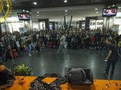 Halloween Bicocca Village: spettacolo Twilight Battle, flashmob
