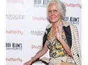 Heidi Klum irriconoscibile vecchietta: bastone rughe Halloween (foto)