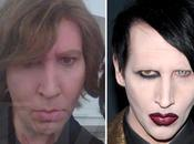 """Marilyn Manson, attore """"Eastbound Down"""""""