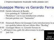 """""""Gatti attraversano strada"""": Giuseppe Mereu Gerardo Ferrara, novembre Nai, Cagliari"""
