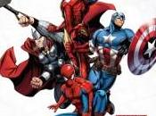 """Marvel collaborazione Coop lanciano l'iniziativa Tempo Supereroi"""""""