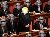 Caproni bendati Parlamento