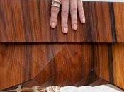 Pochette legno