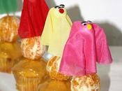 Cupcakes alla zucca mandarino