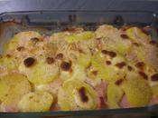 Tortino patate prosciutto