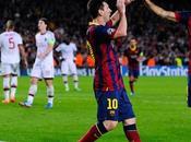 Champions League: Barcellona-Milan 3-1, Napoli supera Marsiglia, Juventus frena Real Madrid