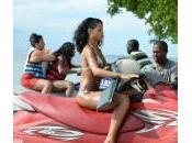 Rihanna mare alle Barbados: guarda tutti suoi tatuaggi
