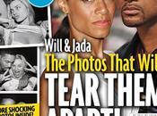 Alcune foto scandalo Will Smith Margot Robbie pubblicate sulla rivista Star