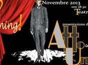 What's happening! festa atto unico teatro savio messina