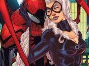Superior Spiderman tenera romantica copertina contenuto brutale!