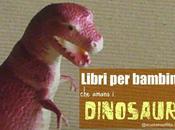 Libri bambini amano dinosauri