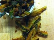 Stick zucchine croccanti parmigiano
