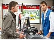 "Scoop ""Supernatural reunion Dean Castiel"