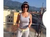 Sara Tommasi chiede scusa intanto posta foto palestra