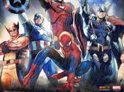 """Gazzetta dello Sport celebra personaggi Marvel nuova collana """"Supereroi Mito"""""""