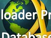 Account Premium jDownloader Database.script Novembre 2013 [17/11/2013]