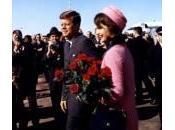 Jaqueline John Kennedy: sesso alta quota giorno prima dell' assassinio