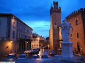 vicoli Arezzo, città Giorgio Vasari