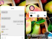 Notifiche WhatsApp stile Chat Heads Android