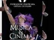 """Catanzaro: """"Musica Cinema. luoghi ritrovati"""""""
