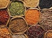 Equilibra corpo mangiando semi