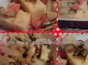 Bastoncini polenta verdure