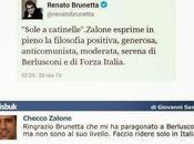 Checco Zalone contro Renato Brunetta. Tutto parte tweet Brunetta...