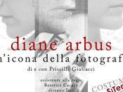 """""""Proibito Diane Arbus un'icona della fotografia"""", scena Teatro Millelire Roma"""