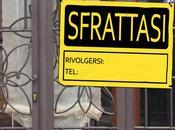 Milano capofila degli sfratti, 5mila case sfitte