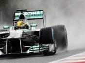Brasile, libere Rosberg agio bagnato