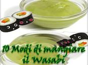 Wasabi: modi mangiarlo