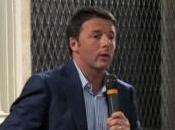 Renzi parla primarie, legge elettorale D'Alema