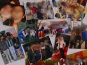 Collage foto cornice LOVE