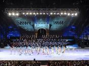 """pomeriggio Natale Canale """"Opera Ice"""" dall'Arena Verona"""