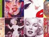 """""""Mitica Marilyn poesia star"""": grandi fumetto omaggiano Monroe mostra"""