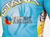Ecco maglia 2014 Team Astana Vincenzo Nibali